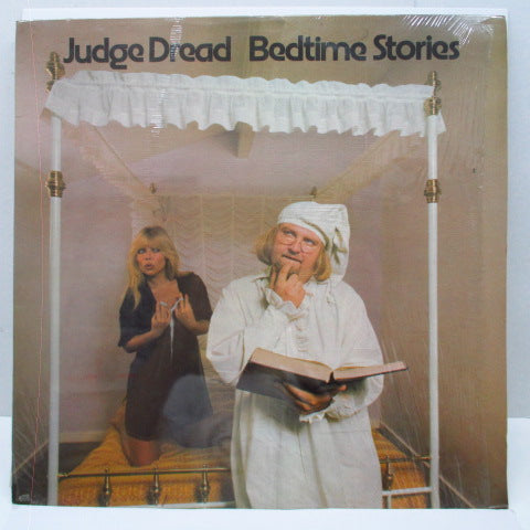 JUDGE DREAD - Bedtime Stories (UK Orig.LP)