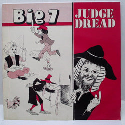 "JUDGE DREAD - Big 7 (UK Orig.12"")"