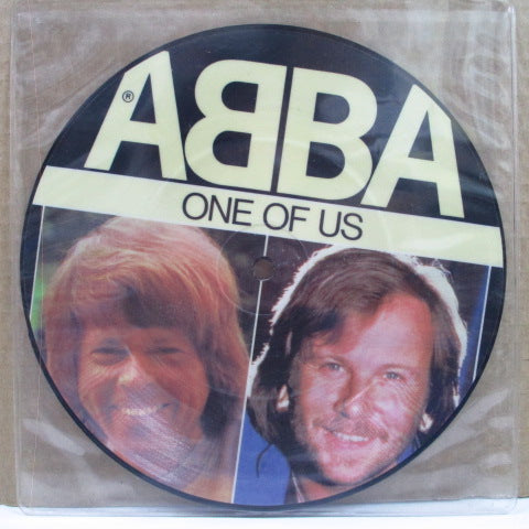 "ABBA - One Of Us (UK Ltd.Picture 7"")"
