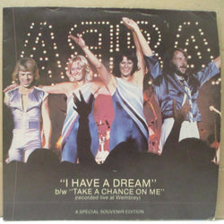 "ABBA - I Have A Dream (UK Orig.7""+GS)"
