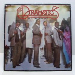 DRAMATICS - Any Time Any Place (US Orig.)