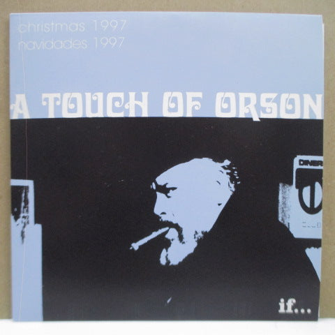 "V.A. - A Touch Of Orson (Spain Orig.White Vinyl 7""+PS/Box Set)"
