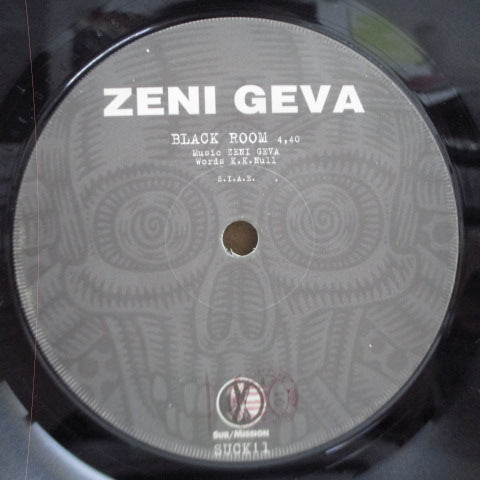 "ZENI GEVA / MEATHEAD-Show You Their Duelling Banjos (Italy Orig.7 "")"