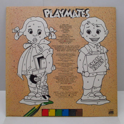 SMALL FACES - Playmates (UK Orig.LP)