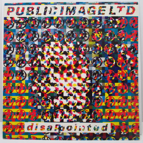 "PUBLIC IMAGE LTD - Disappointed (UK Orig.12"")"