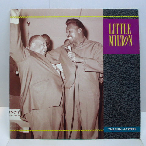 LITTLE MILTON - The Sun Masters (CANADA-US Orig.)