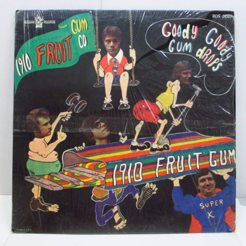 1910 FRUITGUM CO. - Goody Goody Gumdrops (US Orig.LP)