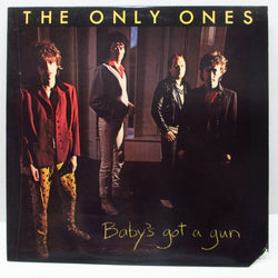 ONLY ONES, THE - Baby's Got A Gun (US Orig.LP)
