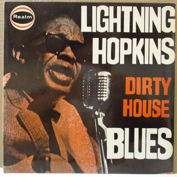 LIGHTNIN' HOPKINS (ライトニン・ホプキンス)  - Dirty House Blues (UK Orig.Mono LP/CFS)