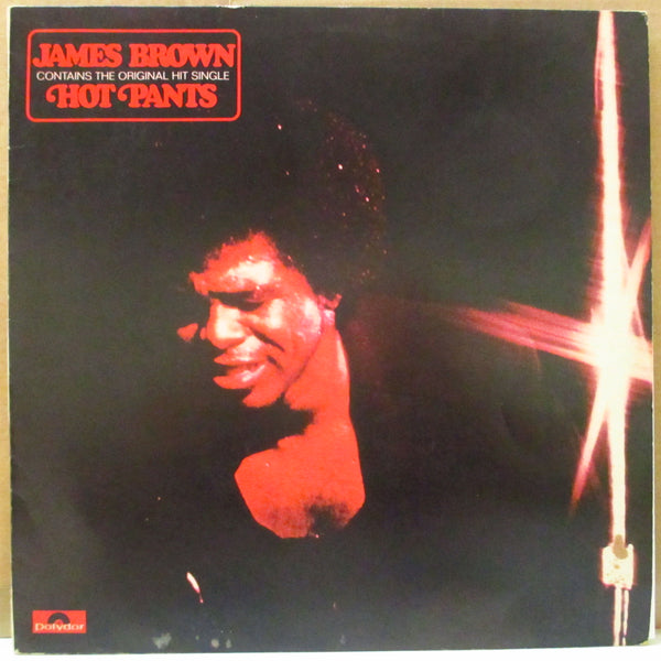 JAMES BROWN (ジェイムス・ブラウン)  - Hot Pants (UK Orig.Stereo LP)