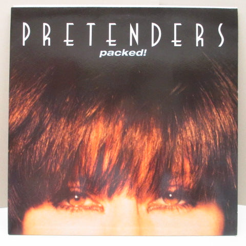 PRETENDERS - Packed! (EU Orig.)