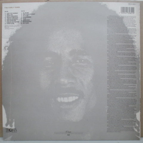 BOB MARLEY & THE WAILERS - African Herbsman-The Early Years (UK Reissue LP)