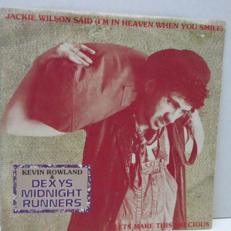 "DEXYS MIDNIGHT RUNNERS - Jackie Wilson Said (UK Orig.7""/Silver Lbl.)"