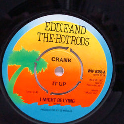 "EDDIE AND THE HOT RODS - I Might Be Lying (UK Orig.7""/NOPS)"