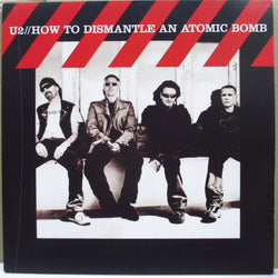 U2 - How To Dismantle An Atomic Bomb (EU Orig. LP)