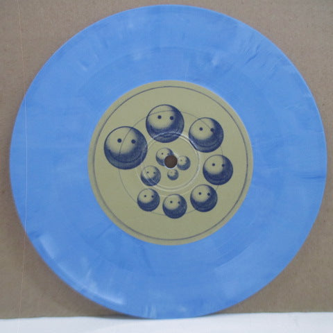"UFO OR DIE - Shock Shoppers (US Orig.Blue Vinyl 7"")"