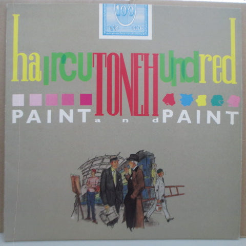 HAIRCUT ONE HUNDRED - Paint And Paint (UK Orig.LP)