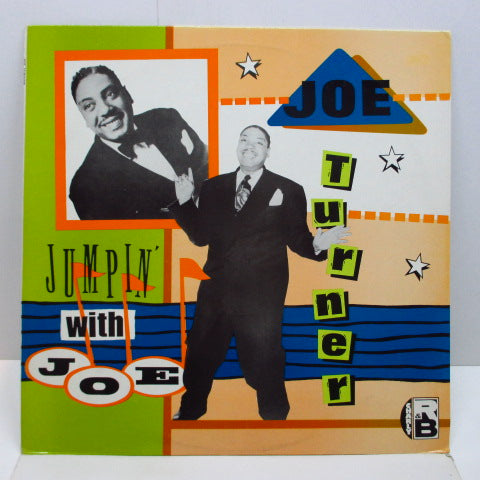 JOE TURNER - Jumpin' With Joe (UK Orig.)