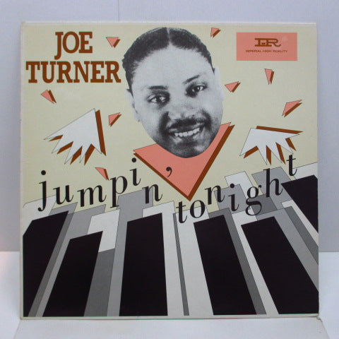 JOE TURNER - Jumpin' Tonight (FRANCE Orig.Mono)