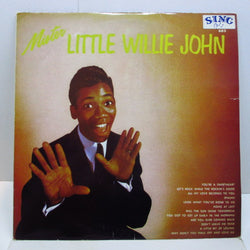 LITTLE WILLIE JOHN - Mister Little Willie John (DENMARK Reissue)