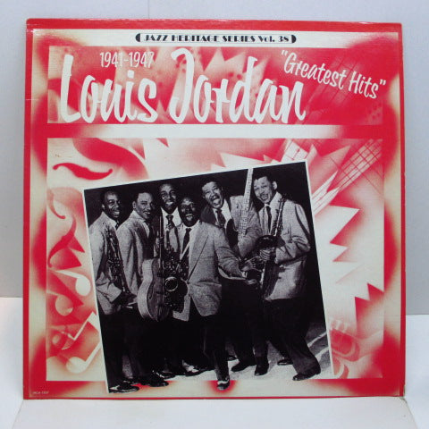 LOUIS JORDAN - Greatest Hits Vol.2 (1941-1947) (US Orig.LP)