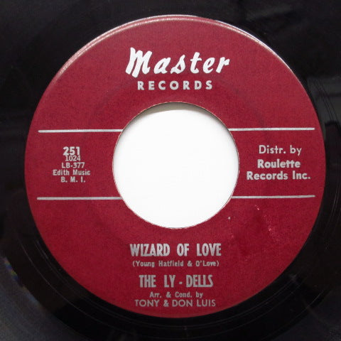 LY-DELLS - Wizard Of Love ('61 2nd Press)