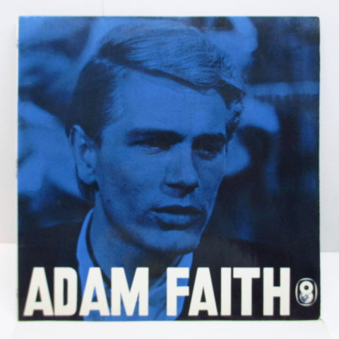 ADAM FAITH  - Adam Faith (UK '66 World Record Club Mono)