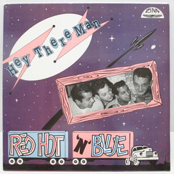 RED HOT 'N' BLUE - Hey There Man (UK Orig.LP)