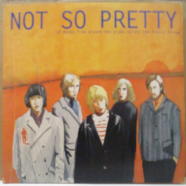 V.A. - Not So Pretty - A Tribute To The Pretty Things (OZ Orig.2xLP+GS)