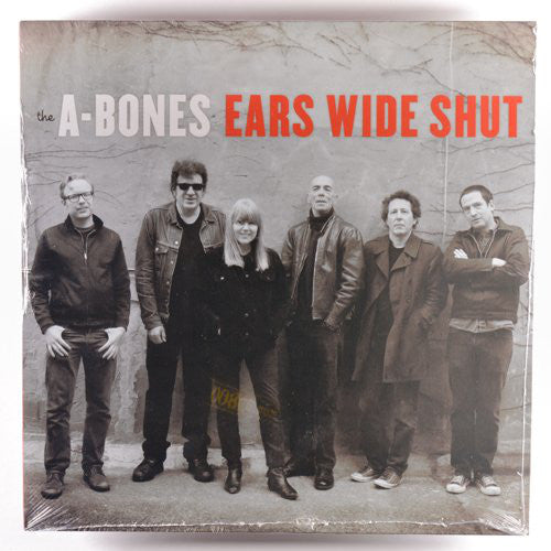 A-BONES - Ears Wide Shut (US Ltd.LP/New)