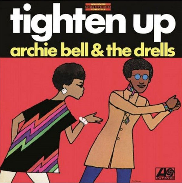 ARCHIE BELL & THE DRELLS (アーチー・ベル&ザ・ドレルズ)  - Tighten' Up (US Ltd. Reissue LP/New)