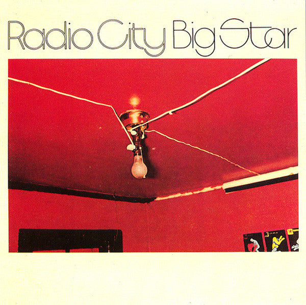 BIG STAR - Radio City (US Ltd.Reissue LP/New ADS-1501)