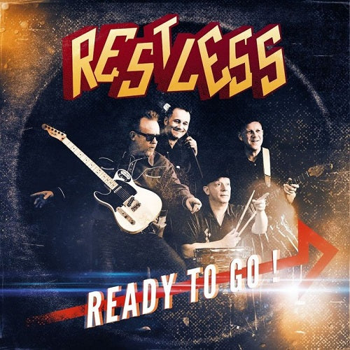 RESTLESS - Ready To Go (CD/NEW)