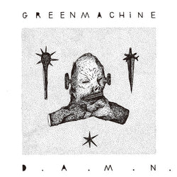 GREENMACHiNE - D.A.W.N (CD/予約商品)