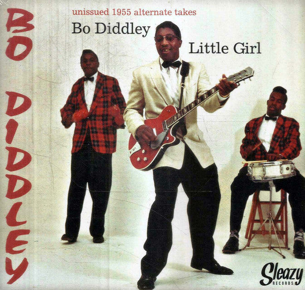 "BO DIDDLEY (ボ・ディドリー)  - Bo Diddley - Alt.Take (Spain Ltd.Reissue 7""/New)"