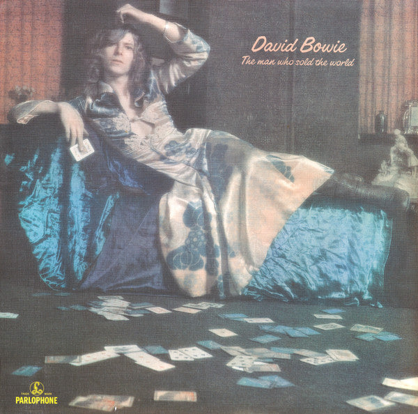 DAVID BOWIE - The Man Who Sold The World (UK Ltd.Reissue LP/NEW)