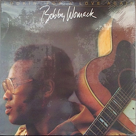 BOBBY WOMACK (ボビー・ウーマック)  - Lookin' For A Love Again (US Ltd.Reissue LP/New)