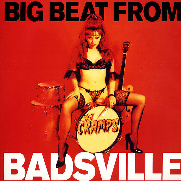 CRAMPS - Big Beat From Badsville (UK Ltd.Reissue LP/New)