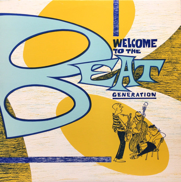 V.A. (Bob McFadden And Dor 他) - Welcome To The Beat Generation (EU Ltd.Reissue Color Vinyl LP/New)
