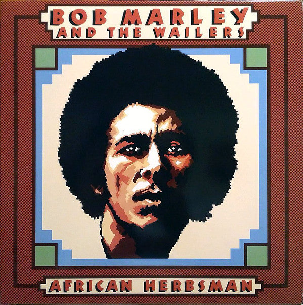 BOB MARLEY & THE WAILERS (ボブ・マーリー&ザ・ウェイラーズ)  - African Herbsman (US Ltd.Reissue LP/New)