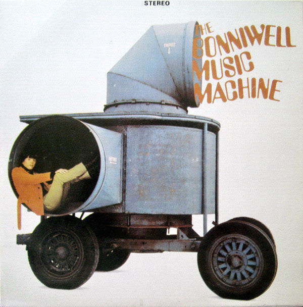 BONNIWELL MUSIC MACHINE - The Bonniwell Music Machine (US Ltd.Reissue 180g LP/New)