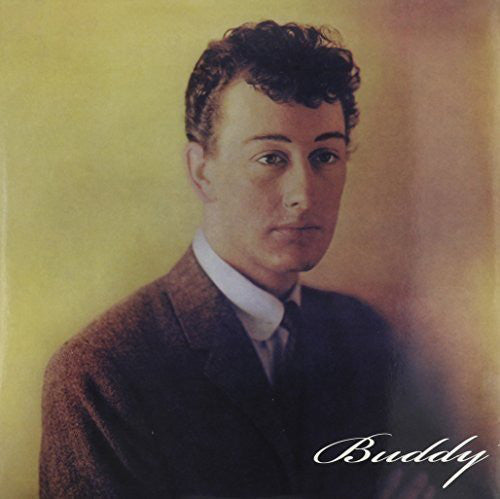 BUDDY HOLLY (バディ・ホリー)  - Buddy (1st+2nd Album) (EU Ltd.Re 180g LP/New)