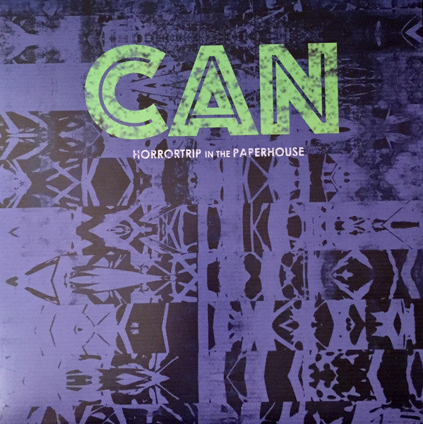 CAN (カン)  - Horrortrip In The Paperhouse (US Ltd.Reissue 180g LP/New)