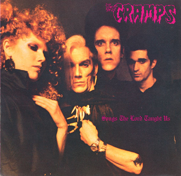 CRAMPS - Songs The Lord Taught Us (UK Ltd.Reissue 180g LP/New)