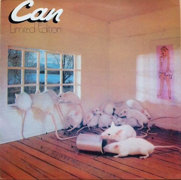 CAN - Limited Edition (EU Ltd.Reissue LP/New)