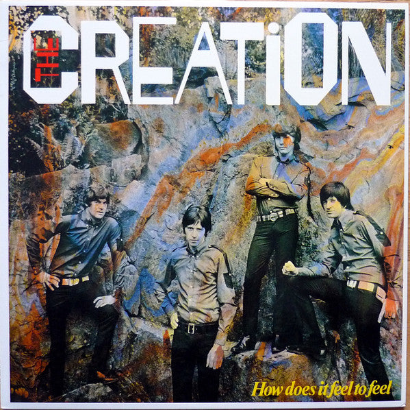 CREATION - How Does It Feel To Feel (Italy Ltd.LP/New)