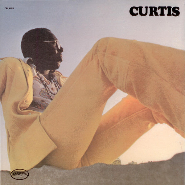 CURTIS MAYFIELD (カーティス・メイフィールド)  - Curtis (1st)  (US Ltd.Reissue LP/New)
