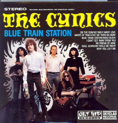 CYNICS (シニックス)  - Blue Train Station (US Ltd.Reissue Black Vinyl LP/New)