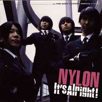 NYLON - It's Alright (CD)