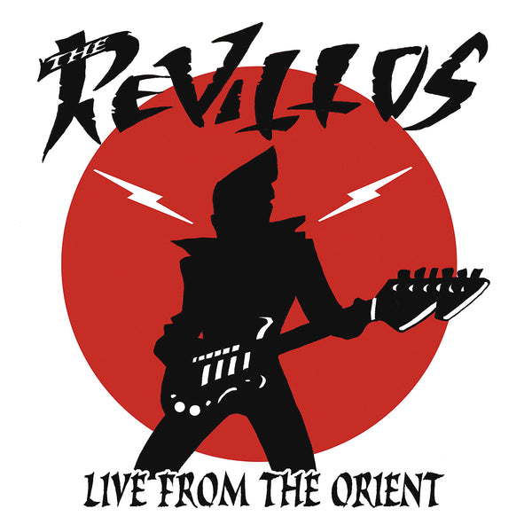 REVILLOS, THE (レヴィロス) -  Live From The Orient  (LP / New)